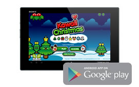 Android kawaii Christmas Game