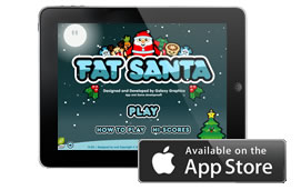 ios Fat Santa Game