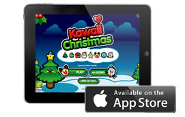 iOS Kawaii Christmas game