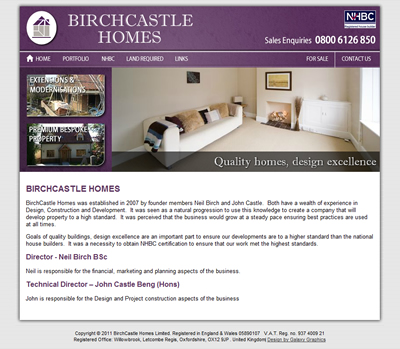 Birchcastle Homes