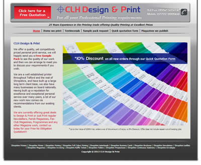 CLH Design and Print